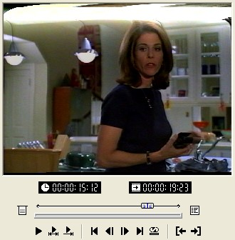 Commercial video corrupted by Macrovision 1.